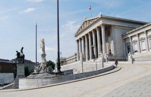 Вена. Парламент